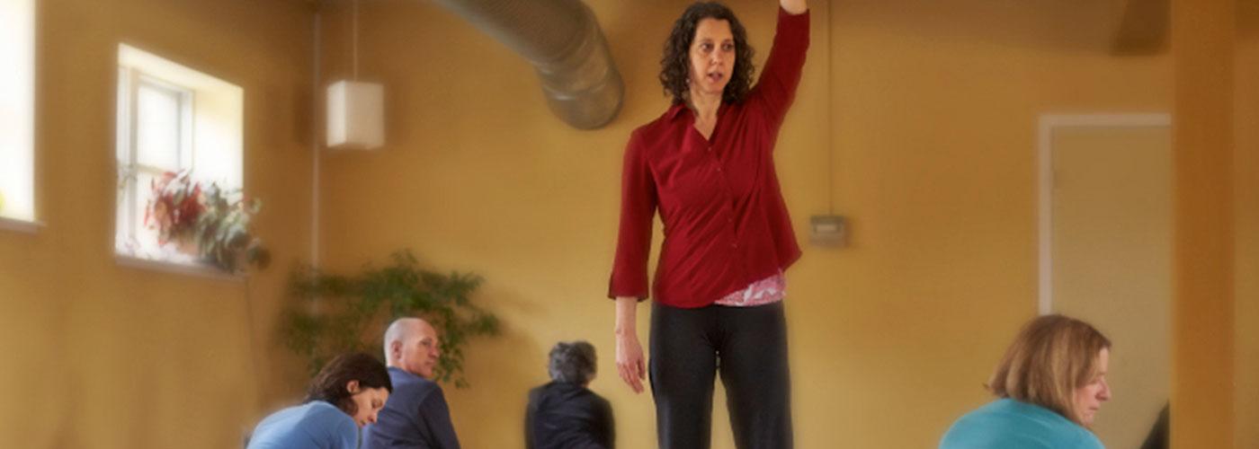 Feldenkrais® | Yoga | Dance