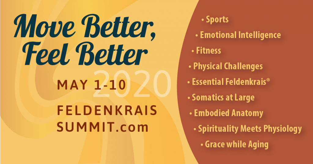 Feldenkrais Summit 2020 with Sheri Cohen